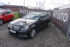 Mercedes C200 2,2 CDi Edition C stc. aut.