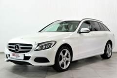 Mercedes C220 d 2,2 stc. aut. 4-M