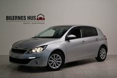 Peugeot 308 1,6 BlueHDi 120 Style Limited