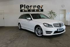Mercedes C250 2,2 CDi Avantgarde stc. BE Van