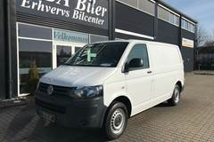 VW Transporter 2,0 TDi 114 Kassev. kort Eco Light