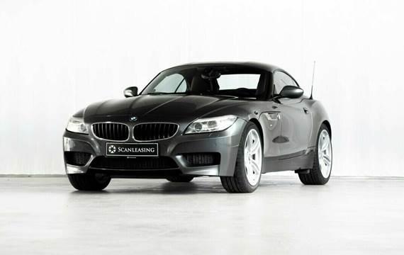 BMW Z4 2,0 sDrive20i Roadster aut.