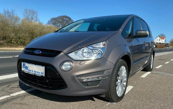 Ford S-MAX 2,0 TDCi 140 Collection 7prs