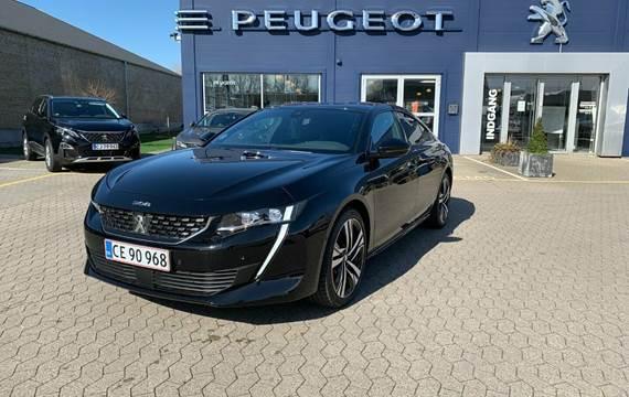 Peugeot 508 1,6 PT 225 GT EAT8
