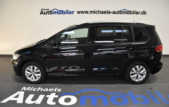 VW Touran 2,0 TDi 150 Sound 7prs