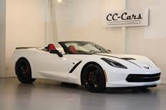Corvette Stingray 6,2 Convertible