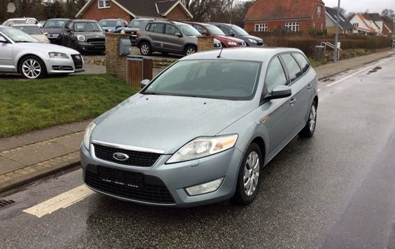 Ford Mondeo 2,0 TDCi 143 Trend stc. aut.
