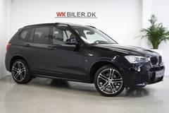BMW X3 2,0 xDrive20d aut. Van