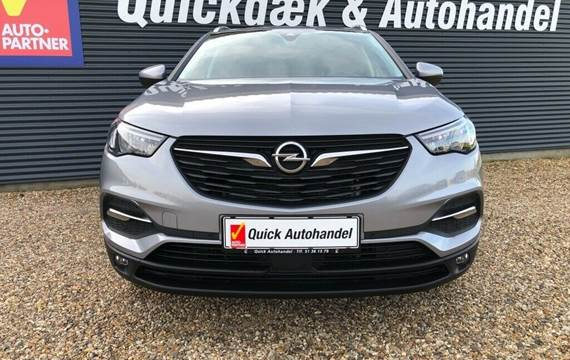 Opel Grandland X 1,6 CDTi 120 Enjoy