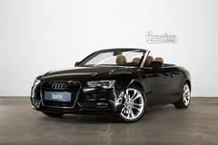 Audi A5 2,0 TFSi 211 Cabriolet quat. S-tr.