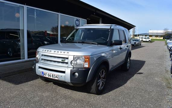 Land Rover Discovery 3 2,7 TD SE aut. 7prs