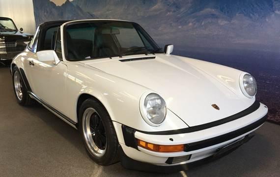 Porsche 911 3,2 Carrera Targa