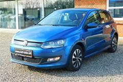 VW Polo 1,0 BlueMotion  5d