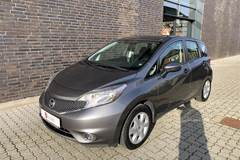 Nissan Note 1,2 Visia  5d
