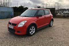 Suzuki Swift 1,5 Red Edition