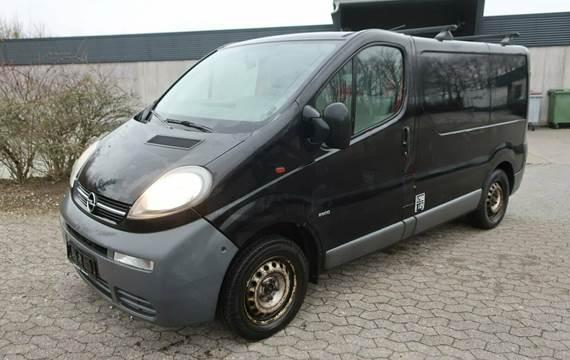 Opel Vivaro 1,9 Di L1H1 Van