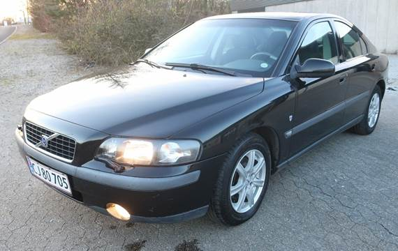 Volvo S60 2,4 140 Business