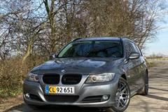BMW 318d 2,0 Touring aut. Van