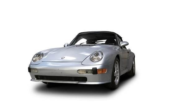 Porsche 911 S 2,7