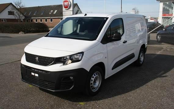 Peugeot Partner 1,5 BlueHDi 130 L2V2 Plus