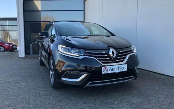 Renault Espace 1,6 dCi 160 Intens EDC