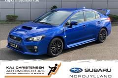 Subaru WRX 2,5 Turbo Hækspoiler AWD  6g