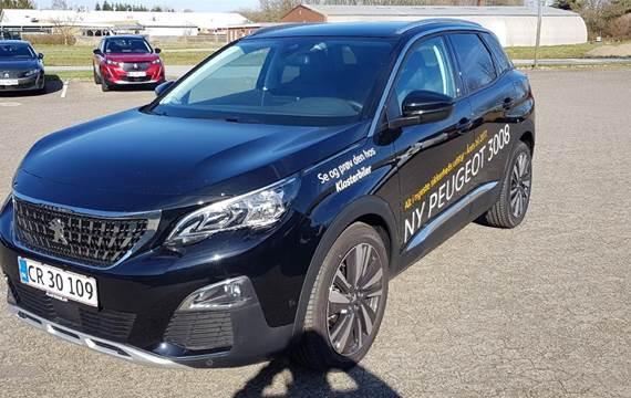 Peugeot 3008 1,5 BlueHDi Allure LTD  6g