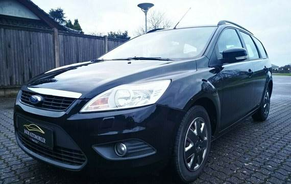 Ford Focus 1,6 TDCi 109 Style+ stc.