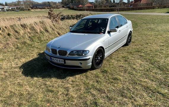 BMW 330d 3,0 Steptr.