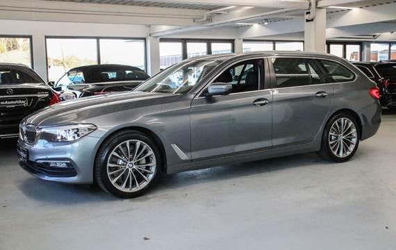 BMW 530i 2,0 Touring aut.