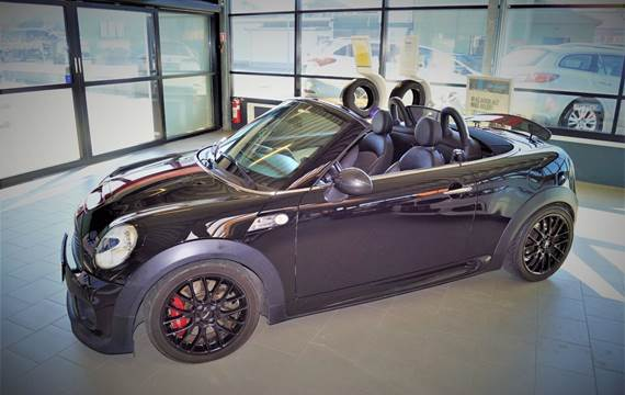 Mini Roadster Cooper S 1,6 JC Works
