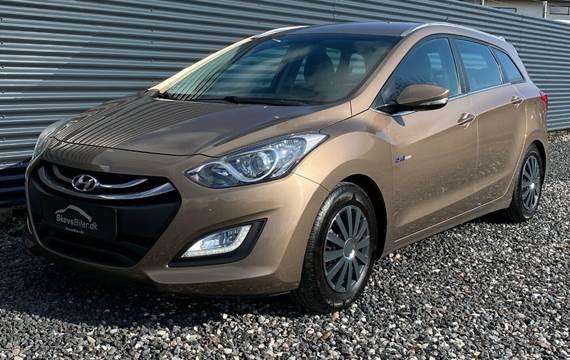 Hyundai i30 1,6 GDi Style CW Eco