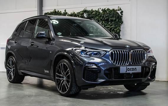 BMW X5 3,0 xDrive30d M-Sport aut. Van