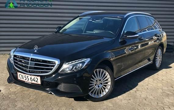 Mercedes C250 2,2 BlueTEC stc. aut. 4-M