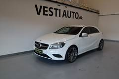 Mercedes A180 1,5 CDi BE Edition Van