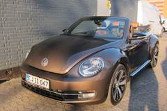 VW The Beetle 2,0 TDi 140 Sport Cabriolet DSG