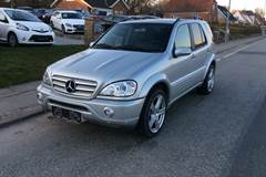 Mercedes ML55 5,4 AMG aut.