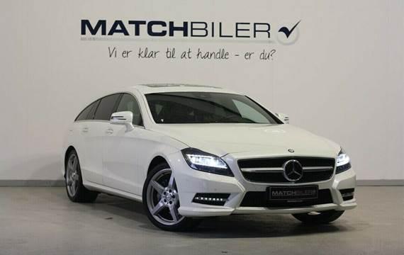Mercedes CLS350 3,5 SB aut. BE
