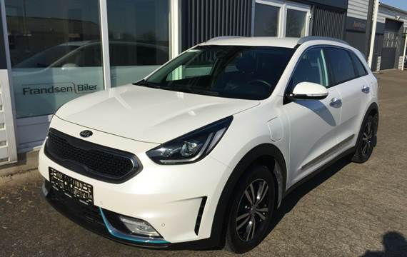 Kia Niro 1,6 PHEV Advance DCT