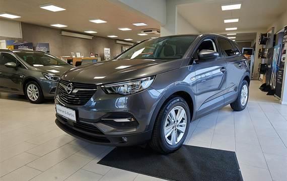 Opel Grandland X 1,5 CDTI Impress  5d 6g