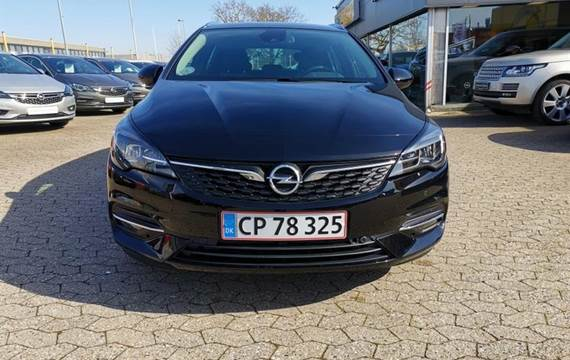 Opel Astra 1,5 Sports Tourer  Turbo Elegance  Stc 9g Aut.