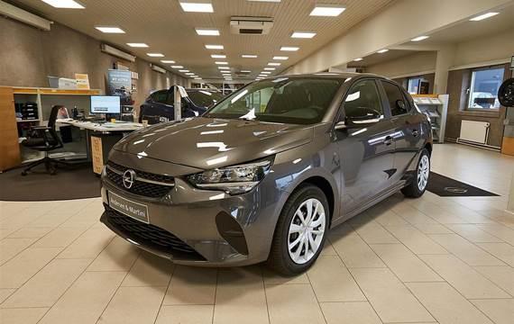Opel Corsa 1,5 D Edition+  5d 6g