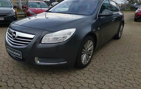 Opel Insignia 2,0 CDTI Aut.  Stc