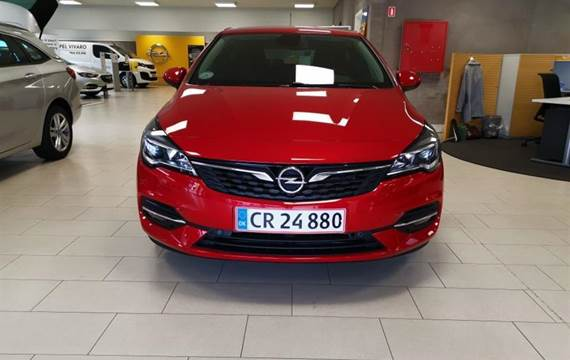 Opel Astra 1,2 Turbo Edition+  5d 6g
