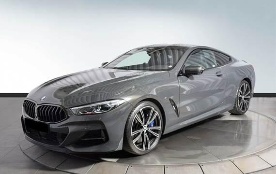 BMW M850i 4,4 Coupé xDrive aut.