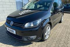 VW Touran 2,0 TDi 177 Highline DSG