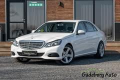 Mercedes E200 2,2 CDi aut.