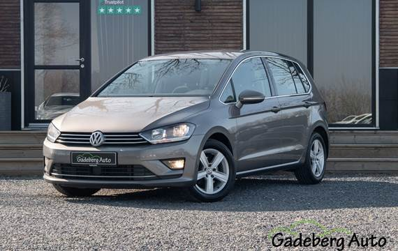 VW Golf Sportsvan 2,0 TDi 150 Highline DSG BMT