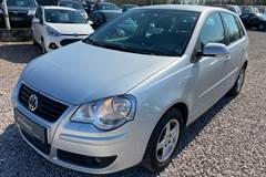 VW Polo 1,6 16V United aut.