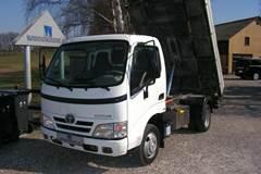 Toyota Dyna 150 3,0 D-4D S.Cab m/tiplad